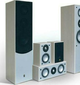 Колонки акустические sven HP-540F