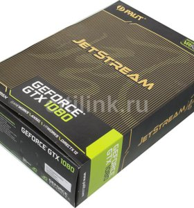Видеокарта PALIT nVidia GeForce GTX 1080 ,