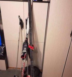 Лыжи Larsen sportlife