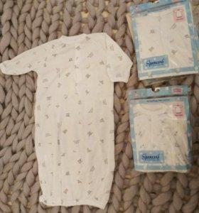 2 новых спальника для младенцев