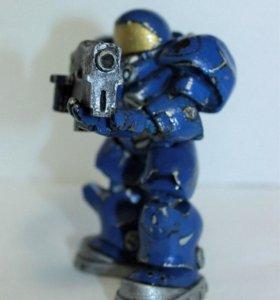 Космический десантник из Starcraft