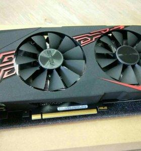 Вдеокарта ASUS Geforce GTX 1060 6GB