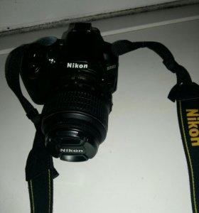 Зеркальный фотоаппарат Nikon D3100 18-55 VR Kit