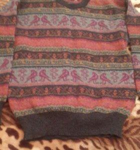 Супер теплый свитер!