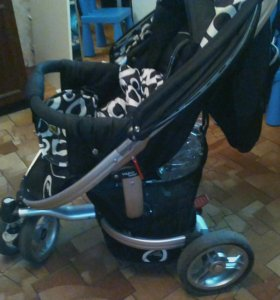 Прогулочная коляска valco baby ion