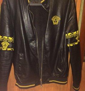Новая куртка versaci