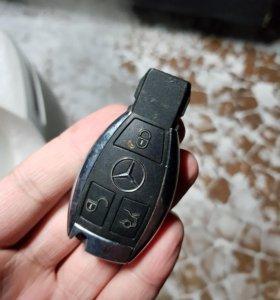 Ключ для мереседеса
