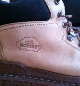 Зимние ботинки Rovers