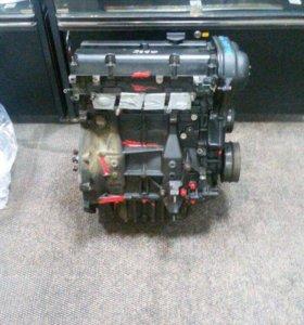 Двигатель форд фокус 2 1,4