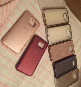 Чехлы Samsung S6