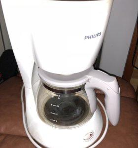 Кофеварка из Финки