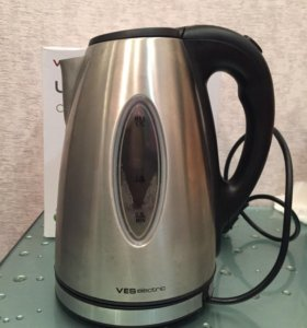 Чайник с подсветкой VES electric