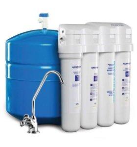 Фильтр для воды Аквафор ОСМО-К-100-4-A