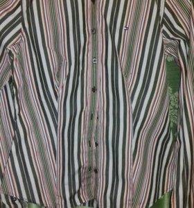 Tommy hilfiger рубашка S