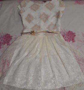 Платья и блуза(новое)