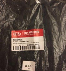 Коврик багажника KIA SPORTEGE 3
