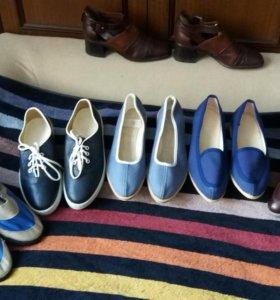 Туфли новые 36-38