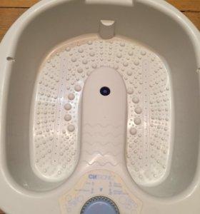 Ванночка для ног с гидромассажем.
