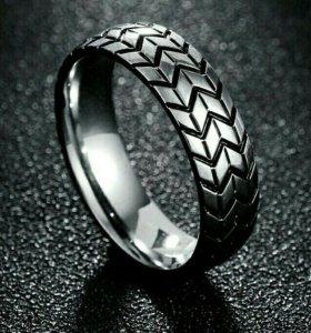 Кольцо из нержавеющей стали 17 размер