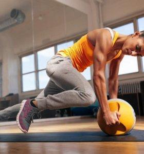 Функциональный тренинг, кардио бокс.