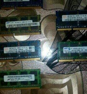 Жесткие диски и оперативная память