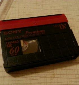 Mini DV кассеты для видеокамеры