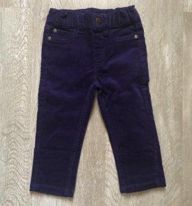 Вельветовые джинсы pumpkin patch 12-18 мес (80-90с