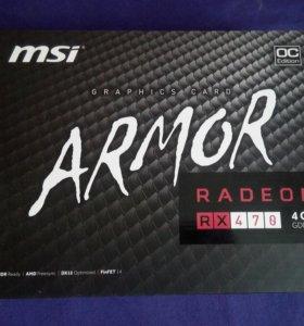 Radeon RX 470 4Gb Armor OC