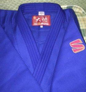 Новое кимоно KuSakura 3Y