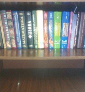 Энциклопедии для детей. По разным предметам.