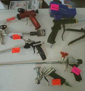 Пистолеты для монтажа.