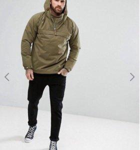 Куртка анорак с молнией Fat Moose