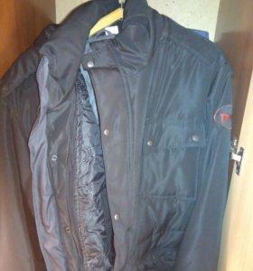 Куртка великан