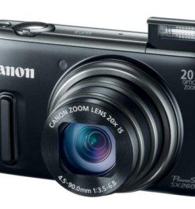 Canon SX260HS