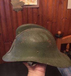Раритетный пожарный шлем