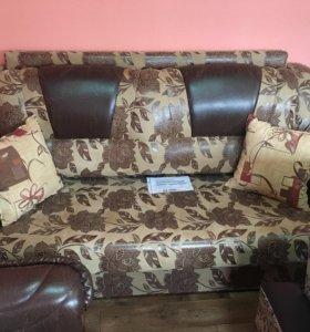 Малогабаритный диван новый