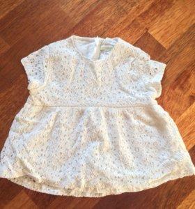 Блузка (блуза) на 4 года (102 см)