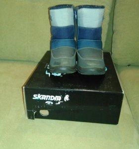 Ботинки зимние Скандиа