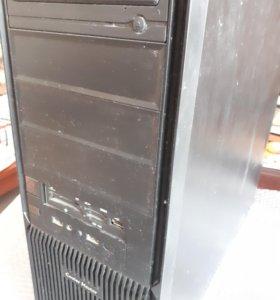Продам игровой компьютер +монитор