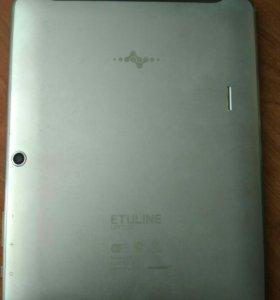 Планшет Etuline ETL-T850 IPS, 16GB Wi-Fi, silver