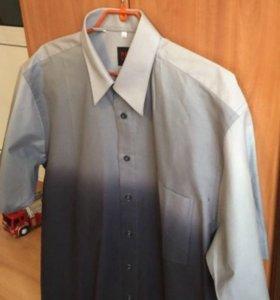 Рубашка мужская, ворот 41, рост 176-182