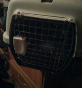 Переноска для кошек совершенно новая
