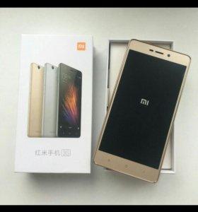 Xiaomi redmi 3s na 32g 3 гига оперативы