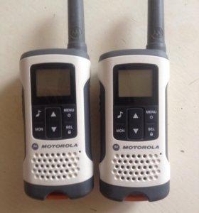 Рации Motorola TLKR T50