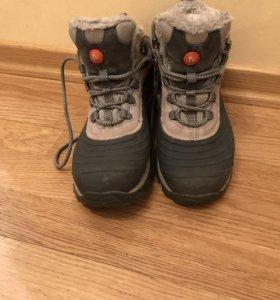 Ботинки  женские зимние Merrell 39