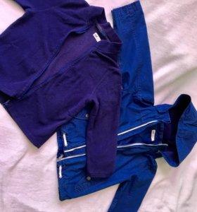 Куртка-ветровка 3в1 H&M