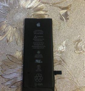 Аккумулятор на IPhone 6s