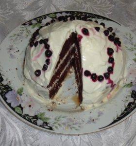 """Торт """"Вдохновение"""""""