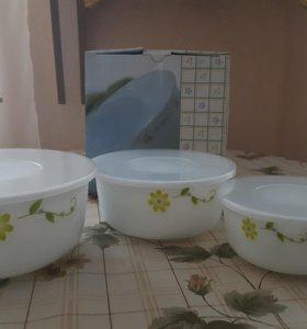 Посуда из опалового стекла,торг