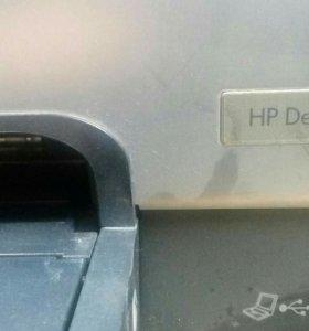Принтер струйный HP 6543